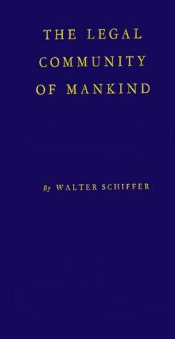 Download The legal community of mankind