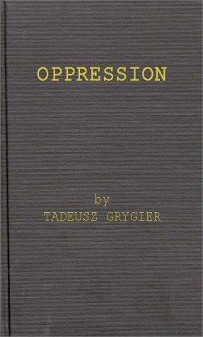 Download Oppression