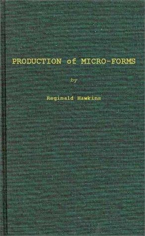 Download Production of micro-forms