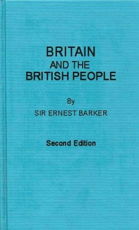 Download Britain and the British people