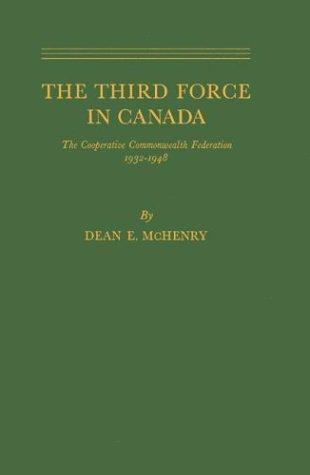 The third force in Canada