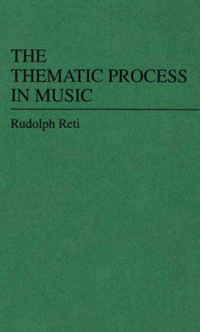 The thematic process in music