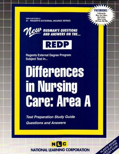 Download Differences in Nursing Care
