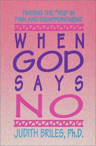 Download When God says no