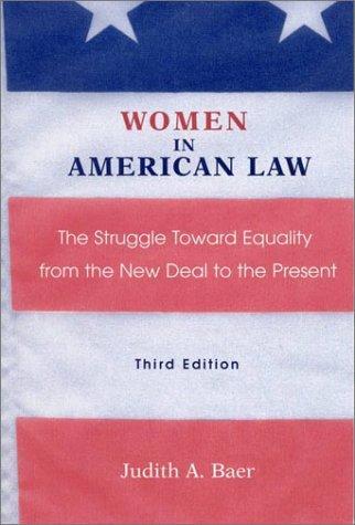 Download Women in American law