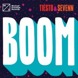 BOOM - TIESTO Y SEVENN