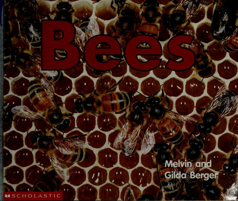 Bees (Time-to-Discover) by Melvin and Gilda Berger