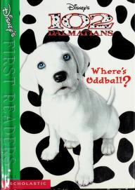 Cover of: Disneys First Readers 102 Dalmations Where's Oddball? | Unknown