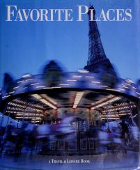 Cover of: Favorite places | [contributors, Gwyneth Cravens ... et al.].
