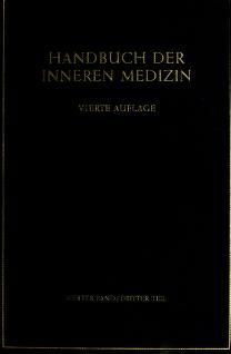 Cover of: Handbuch der inneren Medizin | Leo Mohr, Rudolf Staehelin
