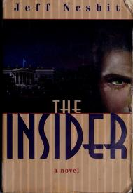 Cover of: The insider | Jeffrey Asher Nesbit