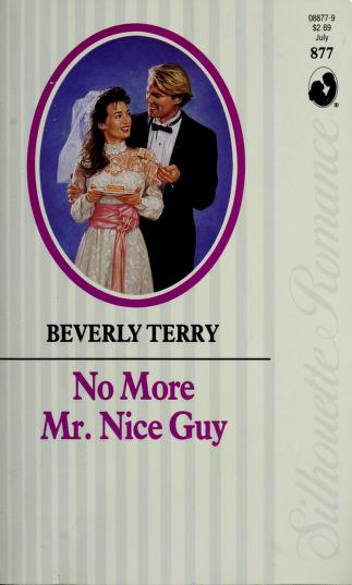 Cover of: No More Mr Nice Guy | Terry