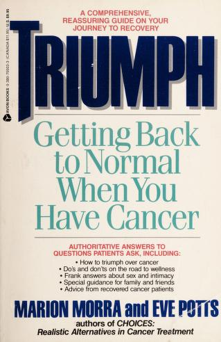 Cover of: Triumph   Marion E. Morra