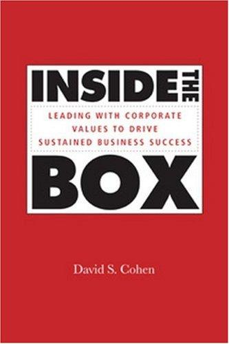 Inside the Box by David S. Cohen
