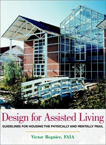 Design for Assisted Living by Victor Regnier