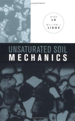 Unsaturated soil mechanics by