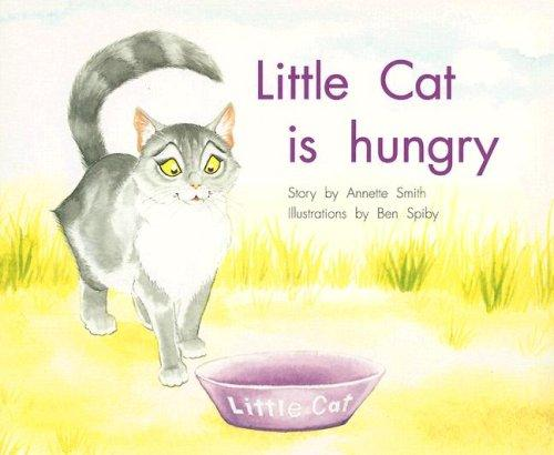 Little Cat Is Hungry by Annette Smith