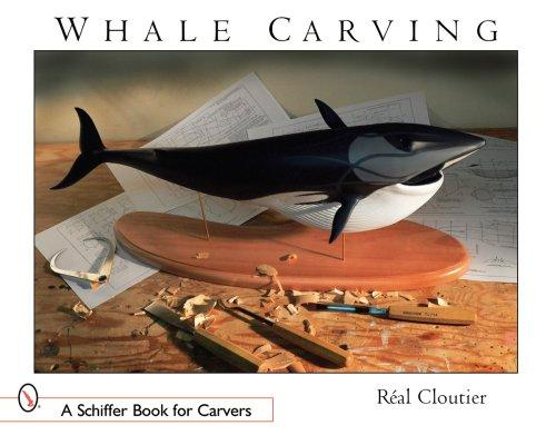 Carving Whales by R. Cloutier