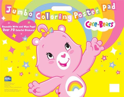 Care Bears Jumbo Coloring Poster Pad by Modern Publishing
