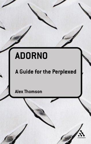 Adorno by Alex Thomson