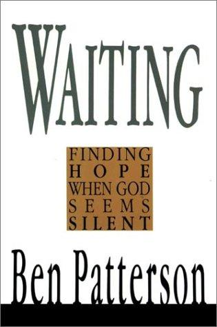 Waiting by Patterson, Ben