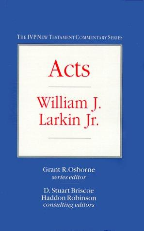 Image 0 of Acts (IVP New Testament Commentary Series)