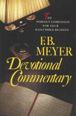 Through the Bible day by day by Meyer, F. B.