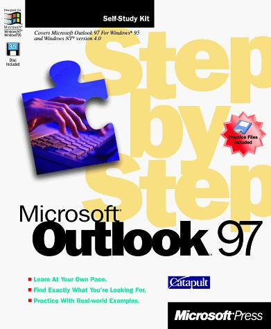 Microsoft Outlook 97 step by step by Catapult, Inc