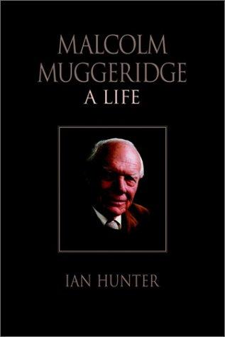 Malcolm Muggeridge by Ian Hunter