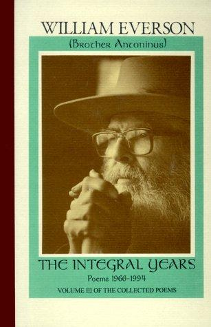 The Integral Years