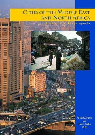 Cities of the Middle East and North Africa by Bruce Stanley, Michael Dumper