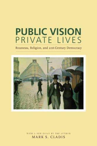 Public Vision, Private Lives