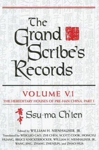 The Grand Scribe's Records