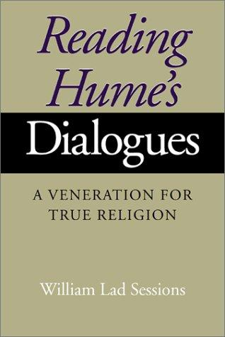 Reading Hume's Dialogues by William Lad Sessions