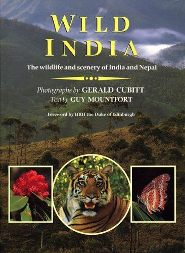 Wild India by Guy Mountfort