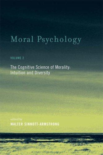 Moral Psychology, Volume 2: The Cognitive Science of Morality