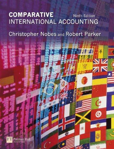 Comparative international accounting by