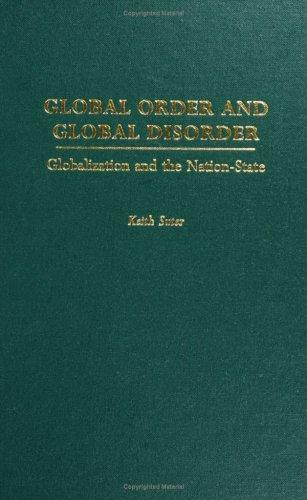 Global order and global disorder by Keith Suter