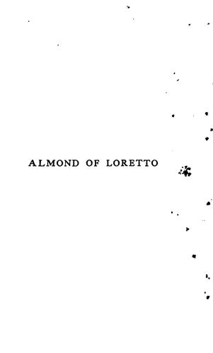 Almond of Loretto by Robert Jameson Mackenzie