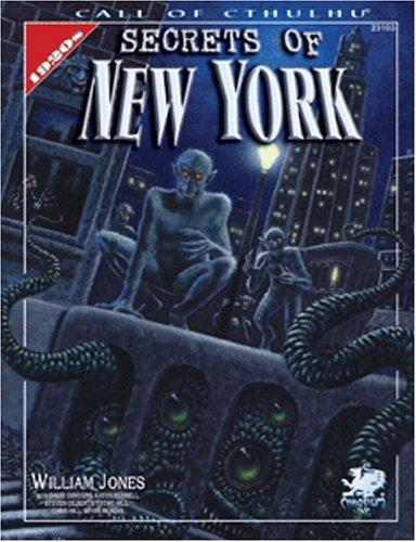 Secrets Of New York by William Jones