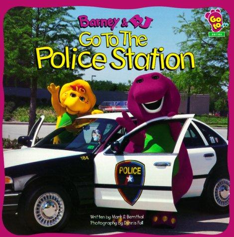 Barney & BJ go to the police station by Mark Bernthal