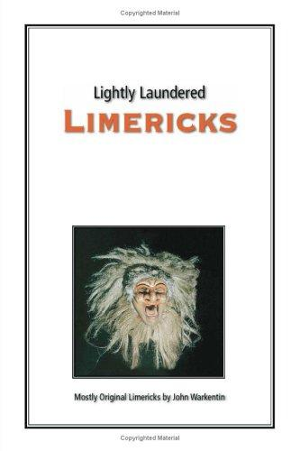 Lightly Laundered Limericks by John Warkentin