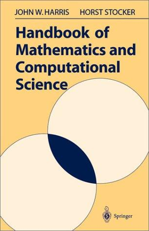 Handbook of mathematics and computational science by Harris, J.