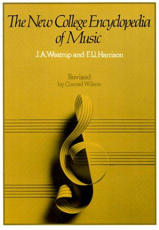 The New College Encyclopedia of Music by J. A. Westrup