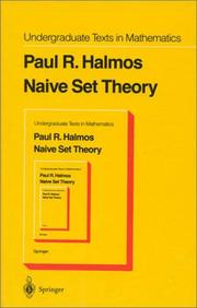Naive Set Theory (1974)