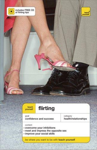 Teach Yourself Flirting ( Book + Audio CD) by van Rood Sam