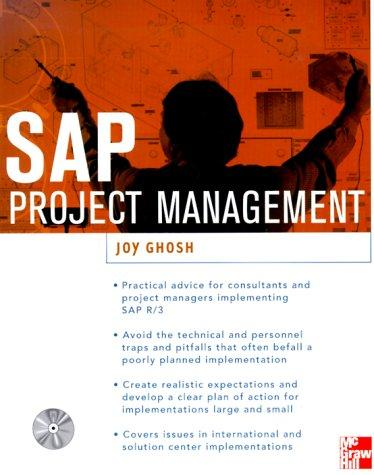 SAP Consulting and Project Management by Joy Ghosh