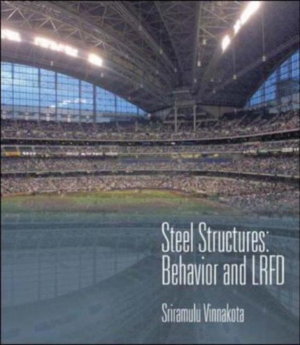 Steel Structures by Ramulu S Vinnakota