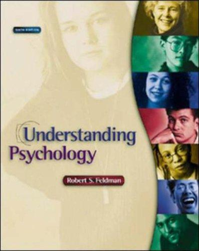Understanding Psychology W/In-Psych CD by Robert S Feldman