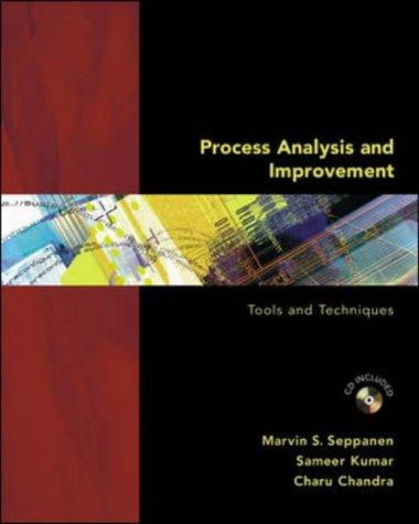 Process Analysis and Improvement by SEPPANEN